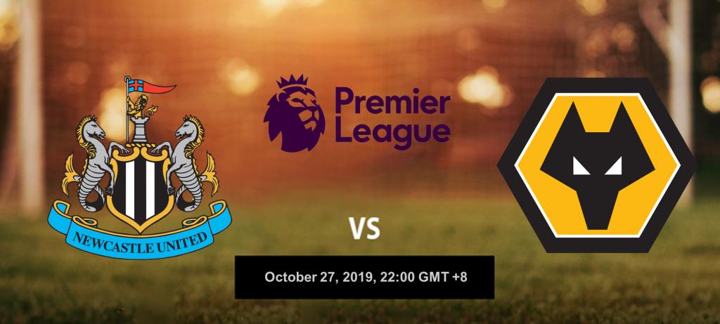 Newcastle vs. Wolverhampton Wanderers 2 Betvision88