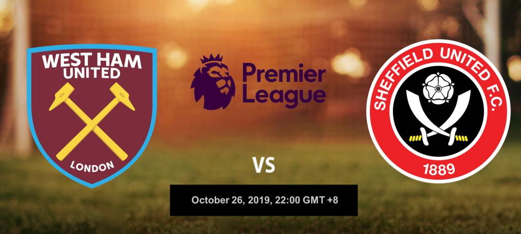 West Ham vs. Sheffield United Betvision88