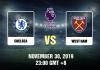 Chelsea vs. West Ham EPL