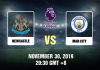 Newcastle vs. Man City EPL