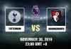 Tottenham vs. Bournemouth EPL