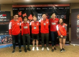 Team Poker SG 1