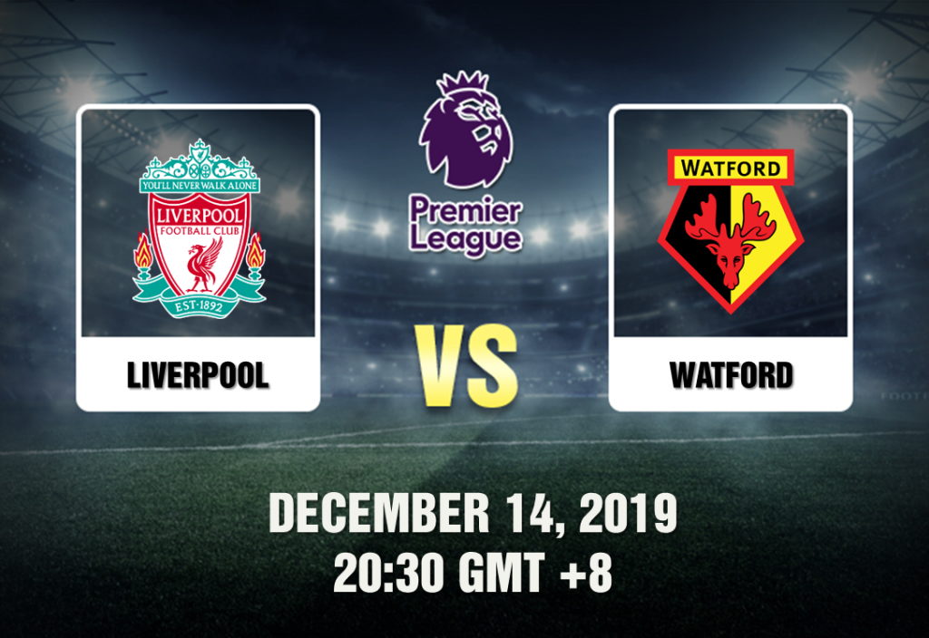 Liverpool vs. Watford - Betting Tips and Match Preview!