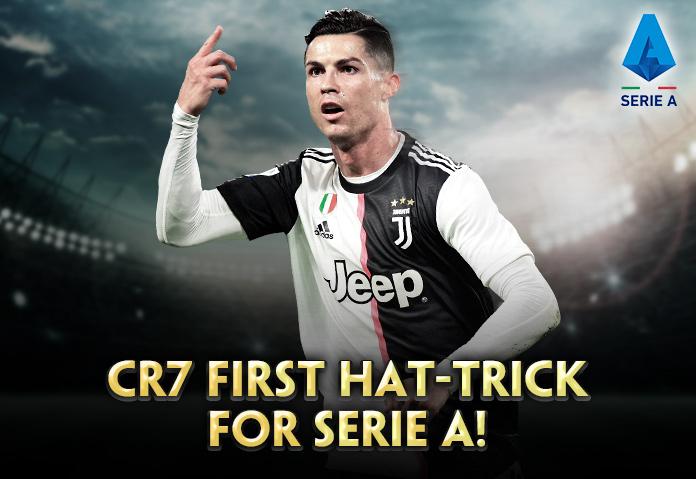 Cristiano Ronaldo Hat-Trick