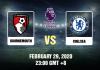 Bournemouth vs Chelsea Prediction - 290220