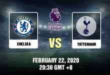 Chelsea vs Tottenham Prediction - Matchday 27 220220