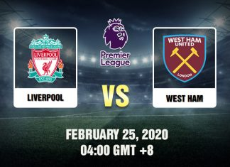 Liverpool vs West Ham Prediction - 250220