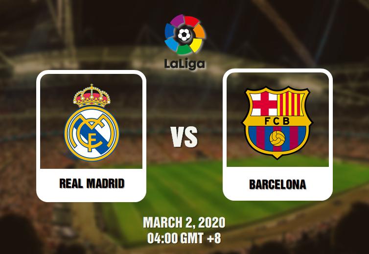 Real Madrid vs FC Barcelona 2-0 Highlights - 1.03.2020  |Barcelona- Real Madrid
