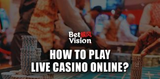 How to Play Live Casino Online