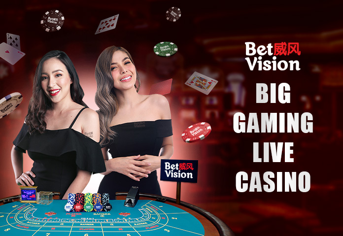 Big Gaming Live Casino - Recommended Games and more!
