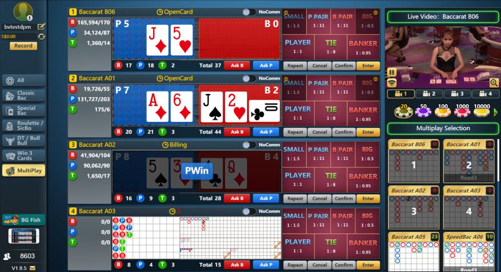 Big Gaming Multiplay