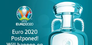 EURO 2020 Postponed! Will happen on Summer 2021! – Football News