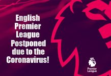 English Premier League Coronavirus