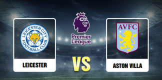 Leicester vs Aston Villa Prediction - 100320
