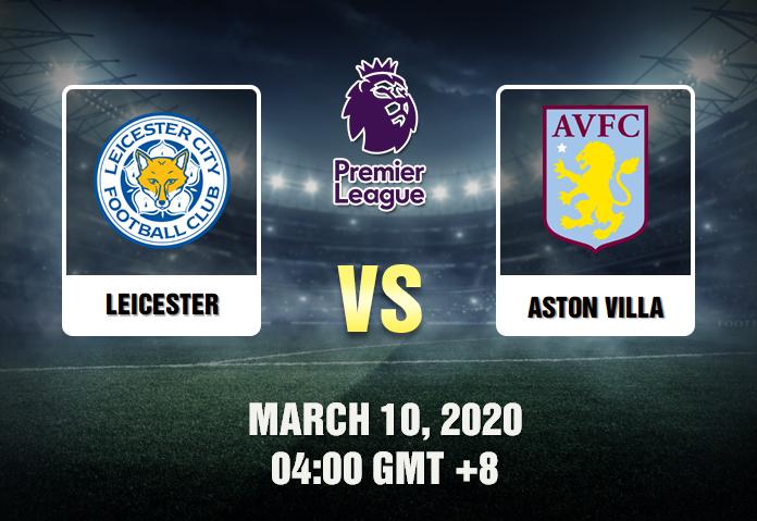 Leicester vs Aston Villa Prediction - 10/03/20 - Tips and ...