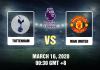 Tottenham vs Man United Prediction - 160320