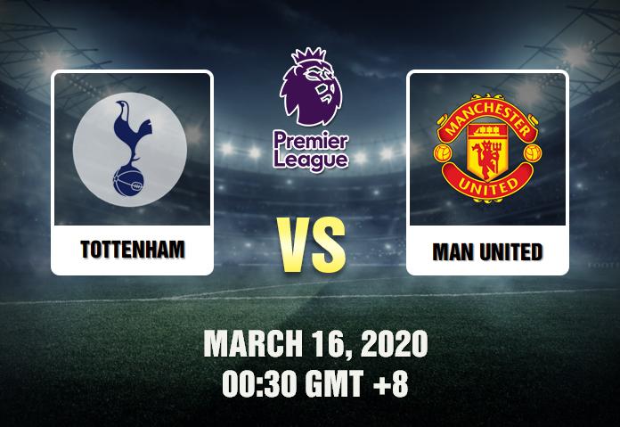 Tottenham vs Man United Prediction - 160320