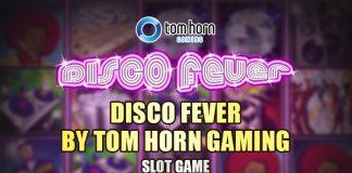 Disco Fever Header Tom Horn Gaming