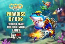 CQ9 Paradise Fishing Recommended Games