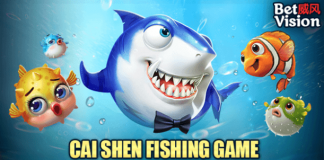 Cai Shen Fishing Game Casino