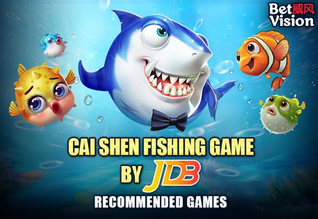 Cai Shen - Fishing Game Casino