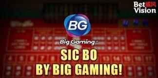 Sic bo Big Gaming Thumb