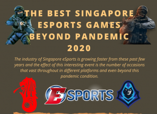 The Best Singapore Esports Games Beyond Pandemic 2020