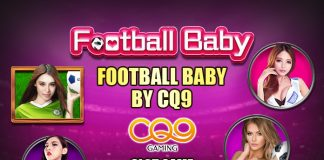 Thumb - Football Baby by CQ9 Slot Game