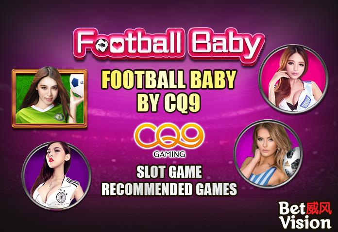 Thumb - Football Baby by CQ9 Slot Game