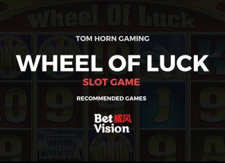 Wheel of Luck by Tom Horn Gaming -Slot Game Online - Thumb/Header