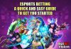 eSports bet - Thumb
