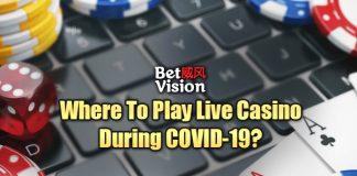 Live Casino Covid-19