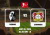 Freiburg vs Leverkusen Bundesliga - 05302020
