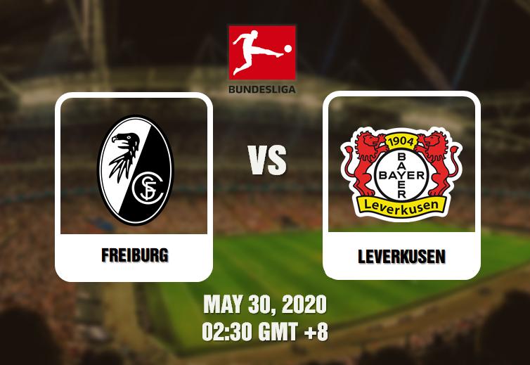 Leverkusen Freiburg