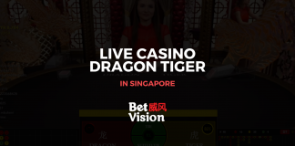 Live Casino Dragon Tiger in Singapore