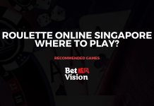 Rouletter Online Singapore