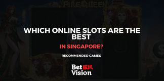 Which Online Slots are Best in Singapore