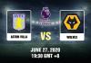 Aston Villa vs Wolves Prediction - 62720 - EPL