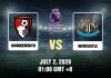 Bournemouth vs Newcastle Prediction - 7220 - EPL