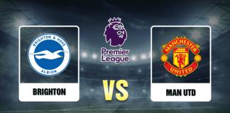 Brighton vs Man United Prediction - 7120 - EPL