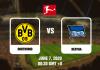 Dortmund vs Hertha - Bundesliga - 06072020