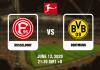 Dusseldorf vs Dortmund Prediction - 06132020