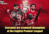 Liverpool Wins the English Premier League after 30 Years - 2