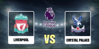 Liverpool vs Crystal Prediction - 62520 - EPL