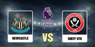 Newcastle vs Sheff Utd Prediction - 62120 - EPL