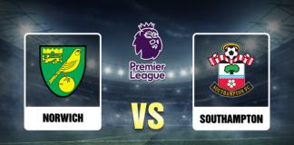 Norwich vs Southampton Prediction - 62020 - epl