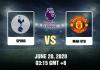 Spurs vs Man United Prediction - 62020 - EPL - Small