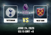 Tottenham vs West Ham Prediction - 62420 - EPL