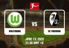 Wolfsburg vs Freiburg Prediction - Bundesliga - 6132020