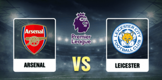 Arsenal v Leicester Prediction - 8720 - EPL